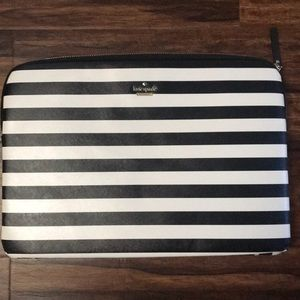 Kate Spade Laptop Sleeve new no tags